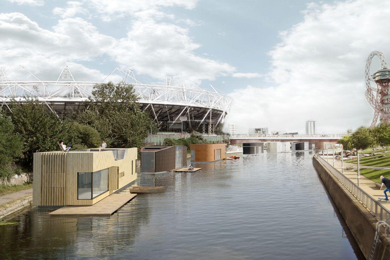 Nuove idee per abitare architettura in legno Idee architettura