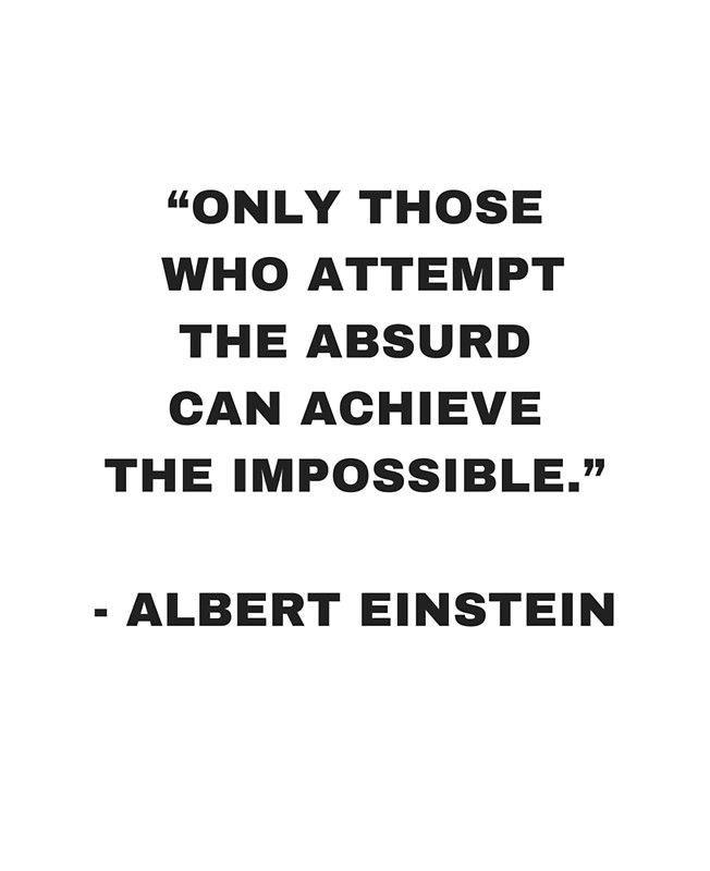 Albert Einstein quote. #quotes #motivationalquotes #inspirationalquotes #alberteinstein