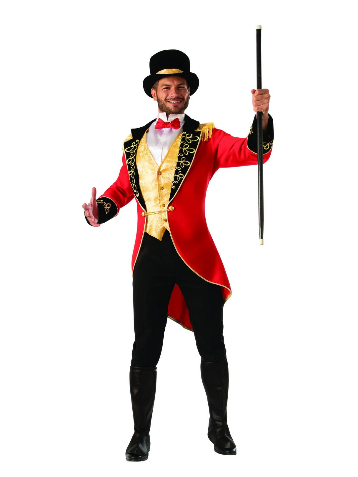 Ever So Lovely Mens Ringmaster Adult Costume. Recent Collection Of Carnival  Costumes For Halloween At PartyBell.