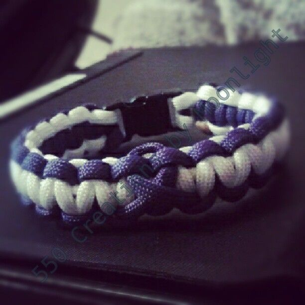 Bracelet Made For The Relay Life