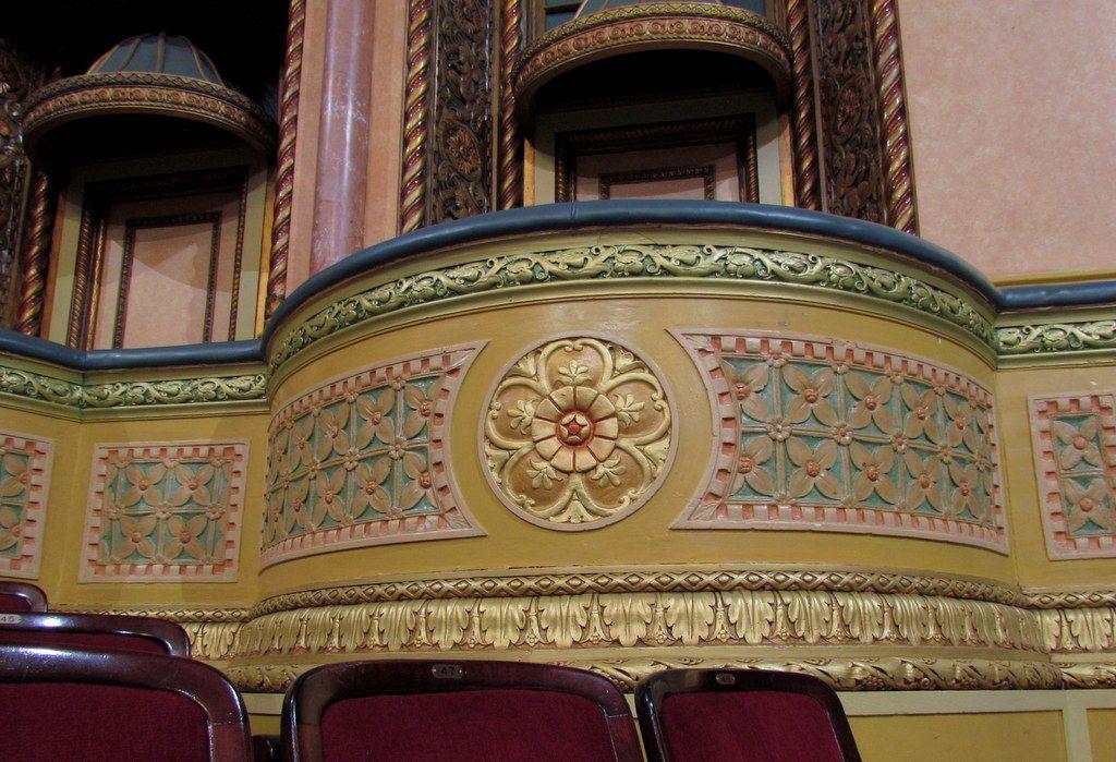 Corrado parducci detroits masonic temple masonic
