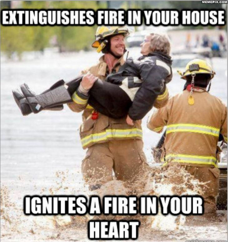 43a07e7714a6c3e0d43b44b7062c5a51 introducing, ridiculously photogenic firefighter hilarious