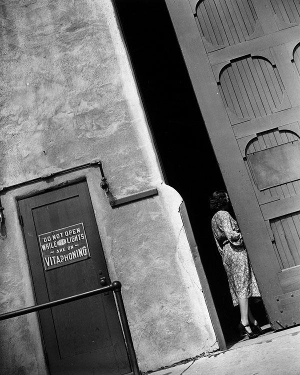 1937 sound stage schuyler crail