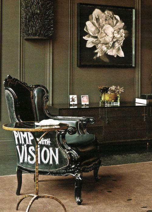 Cómo incorporar sillas antiguas a la decoración moderna Antique