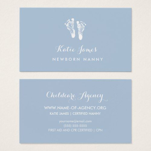 Babysitting Business Card Design 1101031 Free Business Card Templates Business Card Gallery Business Card Design