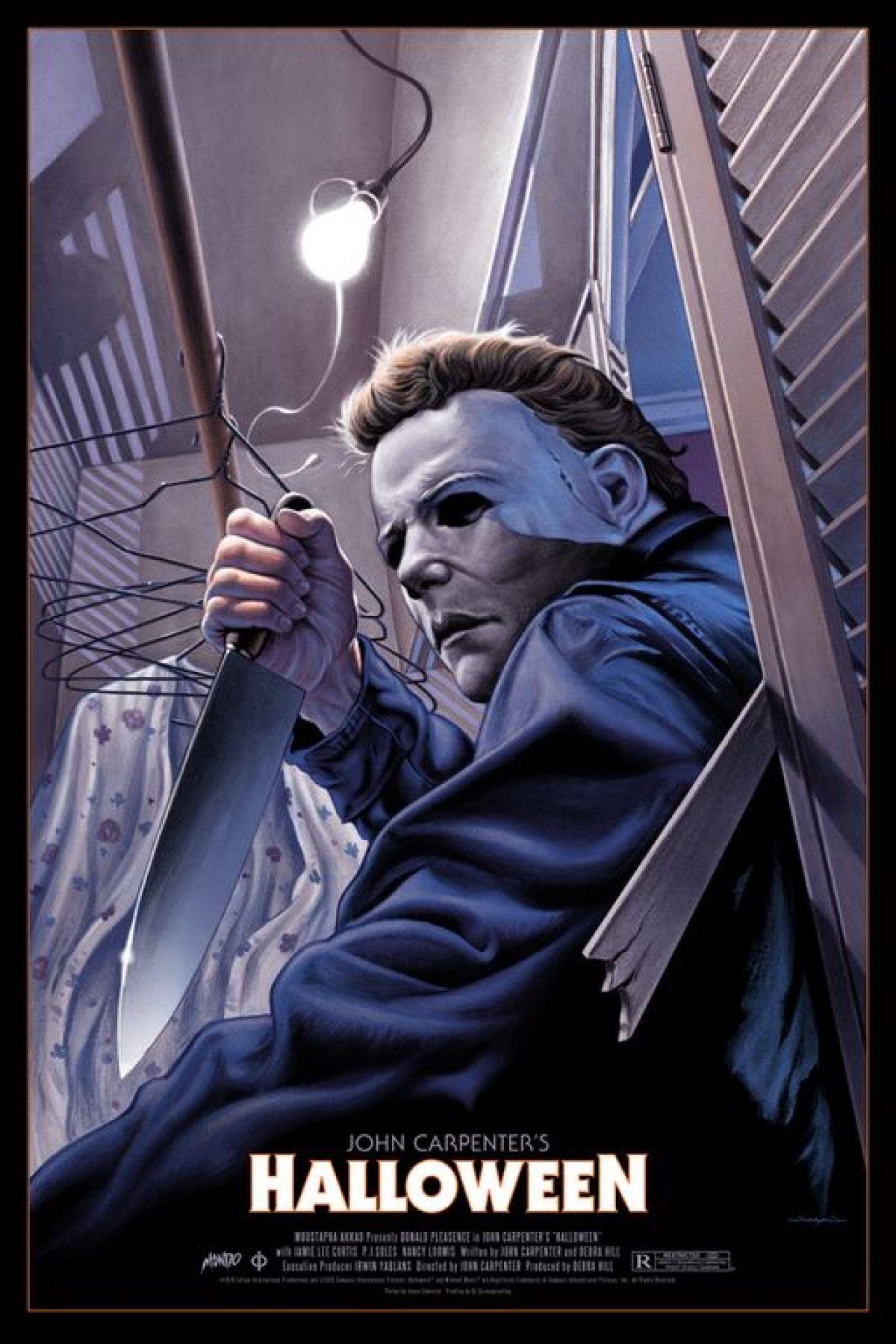 Halloween (1978) [1200x1800] by Jason Edmiston Halloween