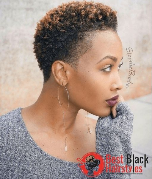 Give A Novel Touch To Your Hairstyle With African American Haircuts Short Natural Hair Styles Short Natural Haircuts Natural Hair Styles