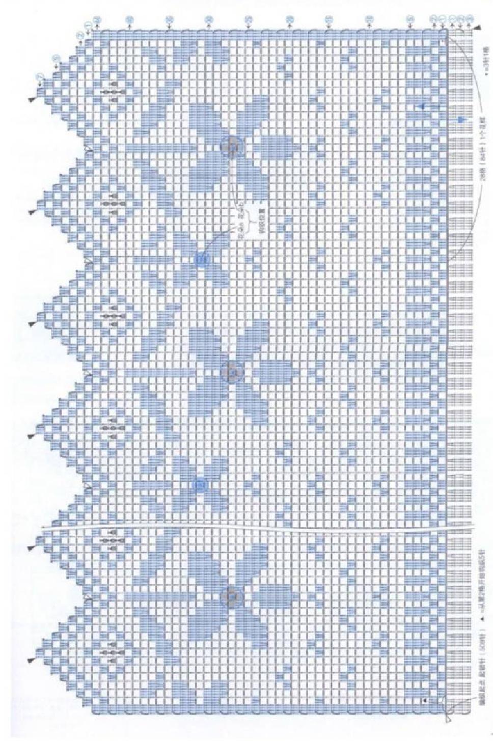 Chochet 002 030 | Pinterest | Gardinen, Gardinen häkeln und Häkeln