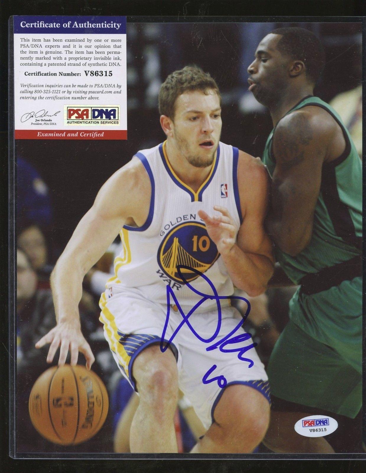 eb3acc033699 David Lee Signed 8x10 Photo PSA DNA COA Autograph AUTO  Basketball ...
