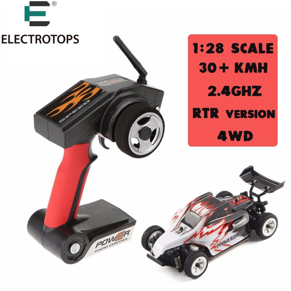 Et Rc Racing Buggy Car 1 28 Wltoys K979 High Speed 30km H 4wd 2 4ghz Drift Remote Control Toys Super Car Vs A979 Rc Vehi Rc Cars Super Cars Remote Control Toys