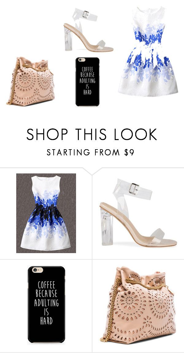 """""""#"""" by alexismaileen on Polyvore featuring beauty, WithChic and STELLA McCARTNEY"""