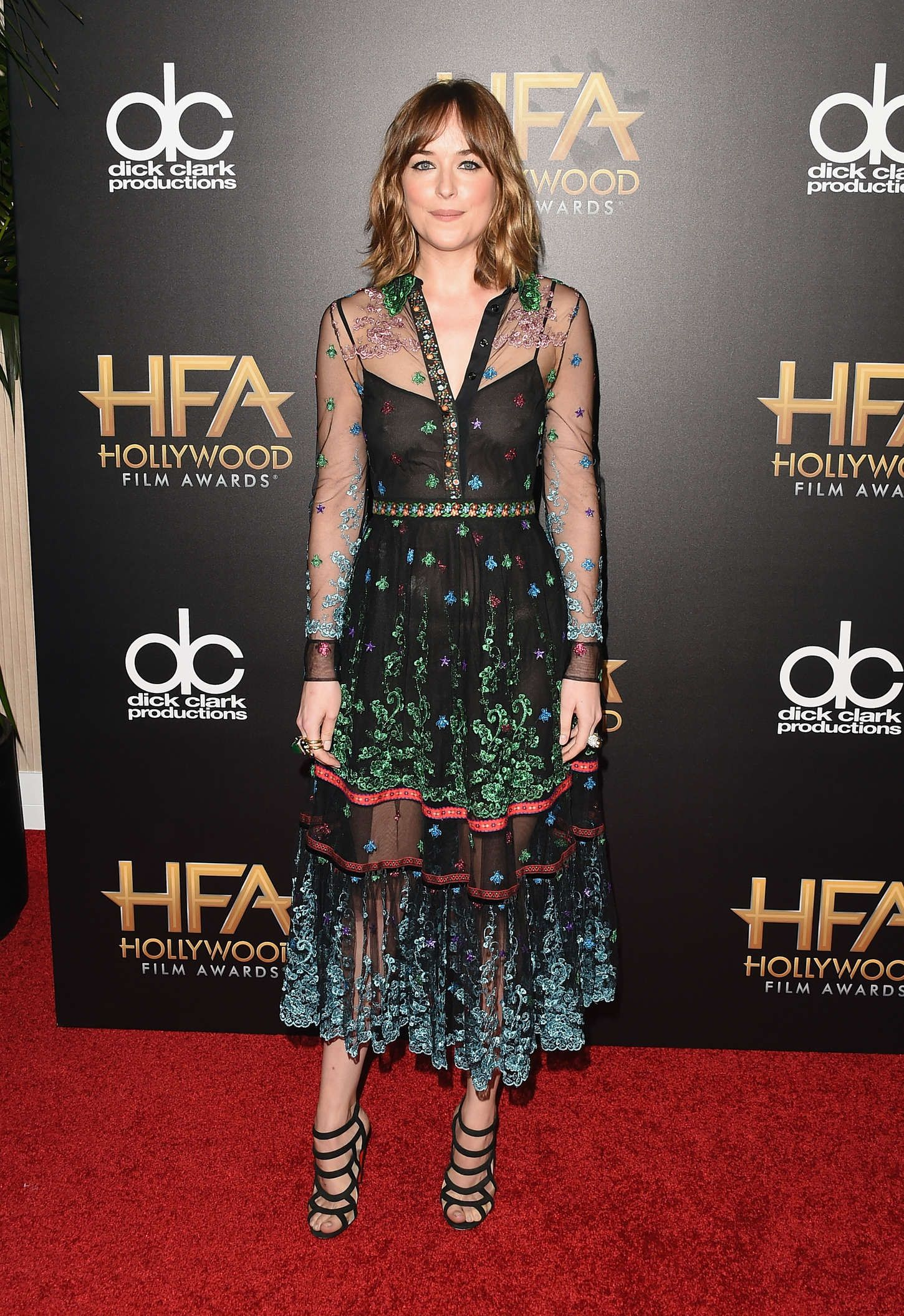 Hollywood Film Awards 2015: See Who Won ( Wore) What photo
