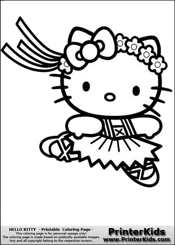 ballet coloring pages for kids 5png 580812