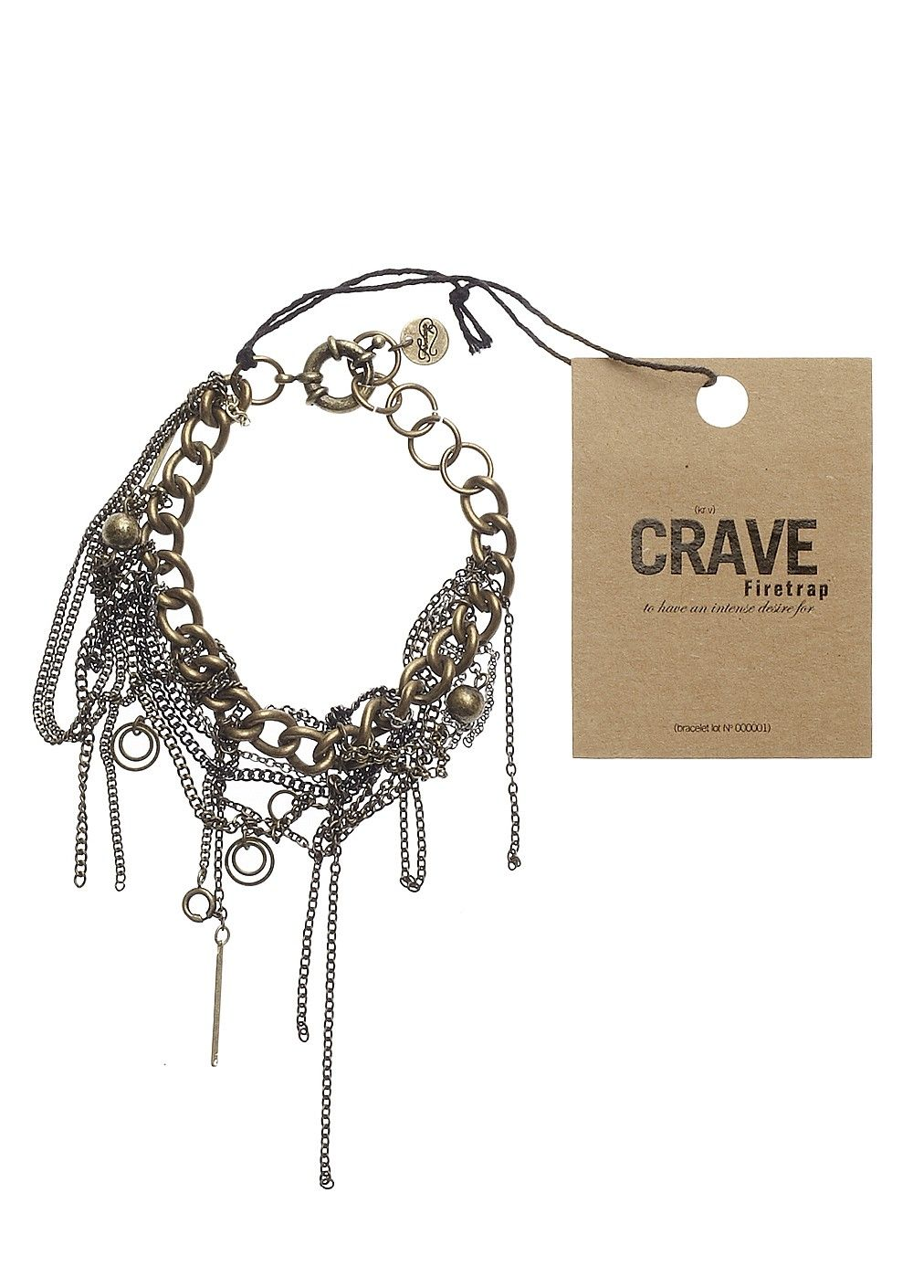 Stunning bracelet from Firetrap.