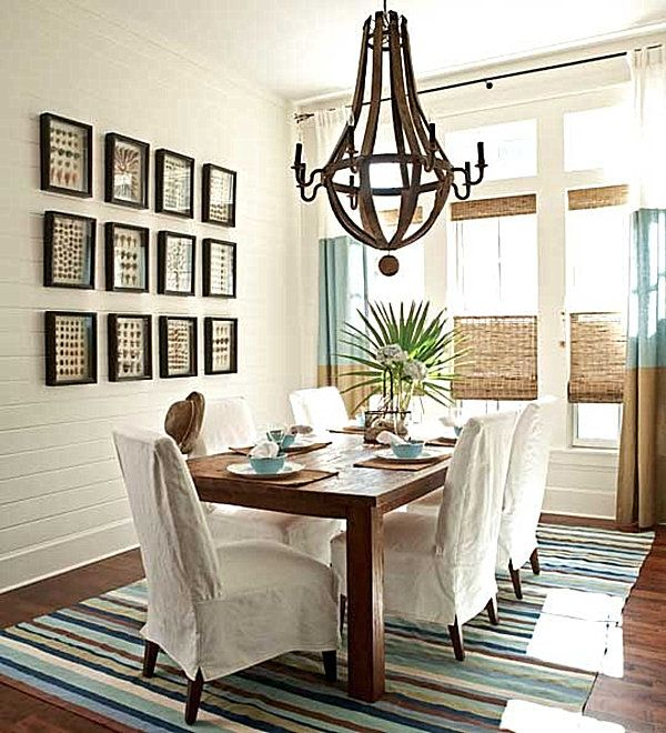 5 Ways To Bring Summer Style Home  Window Dining Room Table And Prepossessing Beachy Dining Room Sets Design Decoration