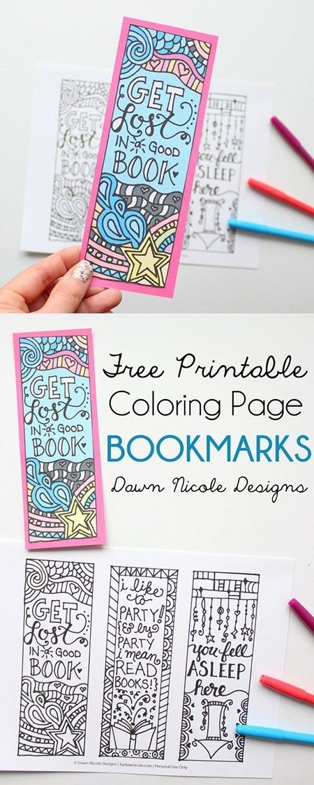 Free Adult Coloring Page Roundup | Adult coloring, Markers and Check