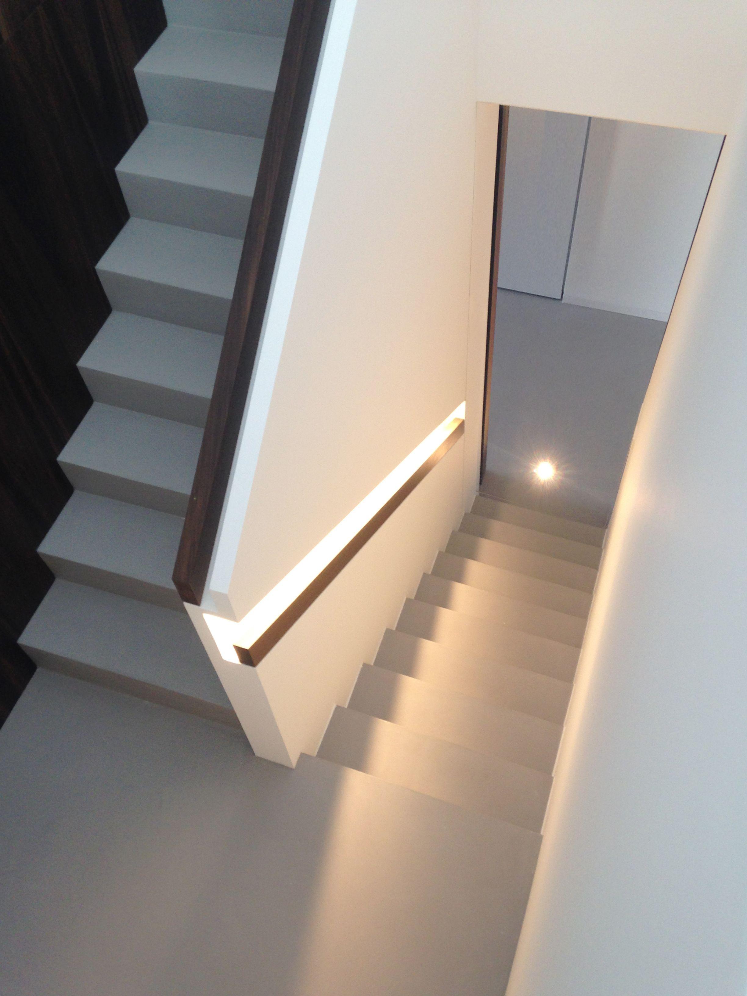Treppe Handlauf Treppe Innenarchitekt