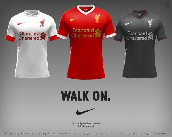 98bd5e811 Liverpool Nike kits I