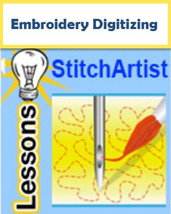 Learn How To Digitize Your Own Machine Embroidery Designs Embroidery Digitizing Software Embroidery Software Machine Embroidery Patterns