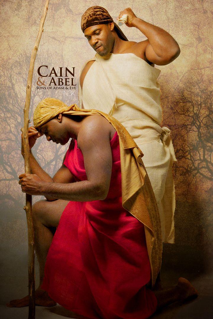 Les personnages bibliques par le photographe James.C.Lewis | Caïn ...