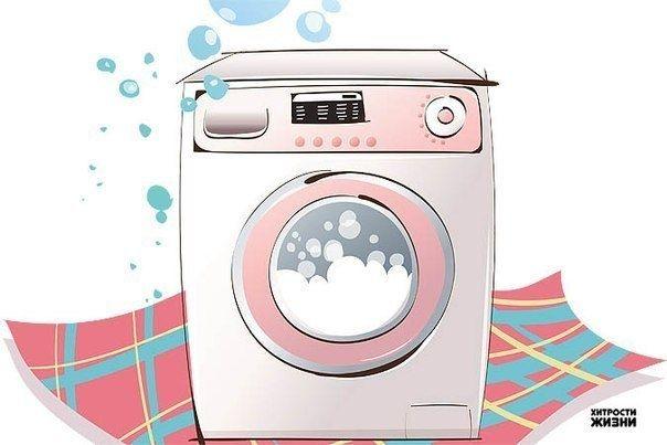 Как очистить стиральную машинку от накипи.
