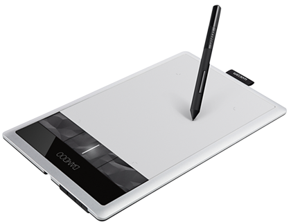 Wacom Bamboo Capture Pen And Tablet Silver Black Best Buy 99 99 Want Wacom Bamboo Touch Tablet Pen Tablet