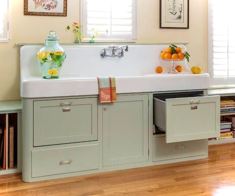 051 Cottage Kitchen Cabinets Ideas