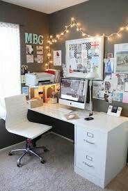 Teen desk pad