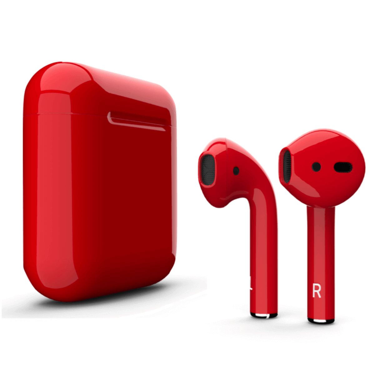 The Red Soncpods Wireless Bluetooth Earphones Soncpods Official Website Wireless Bluetooth Bluetooth Earphones Earphone
