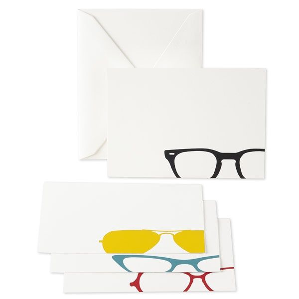 Spectacle Stationary By See Jane Work Thank You Notes For New