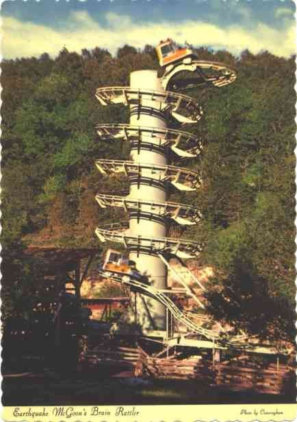 Dogpatch USA, Arkansas 1968-1993 Dogpatch USA is an abandoned theme park located on State Highway 7, an area known today as Marble Falls.
