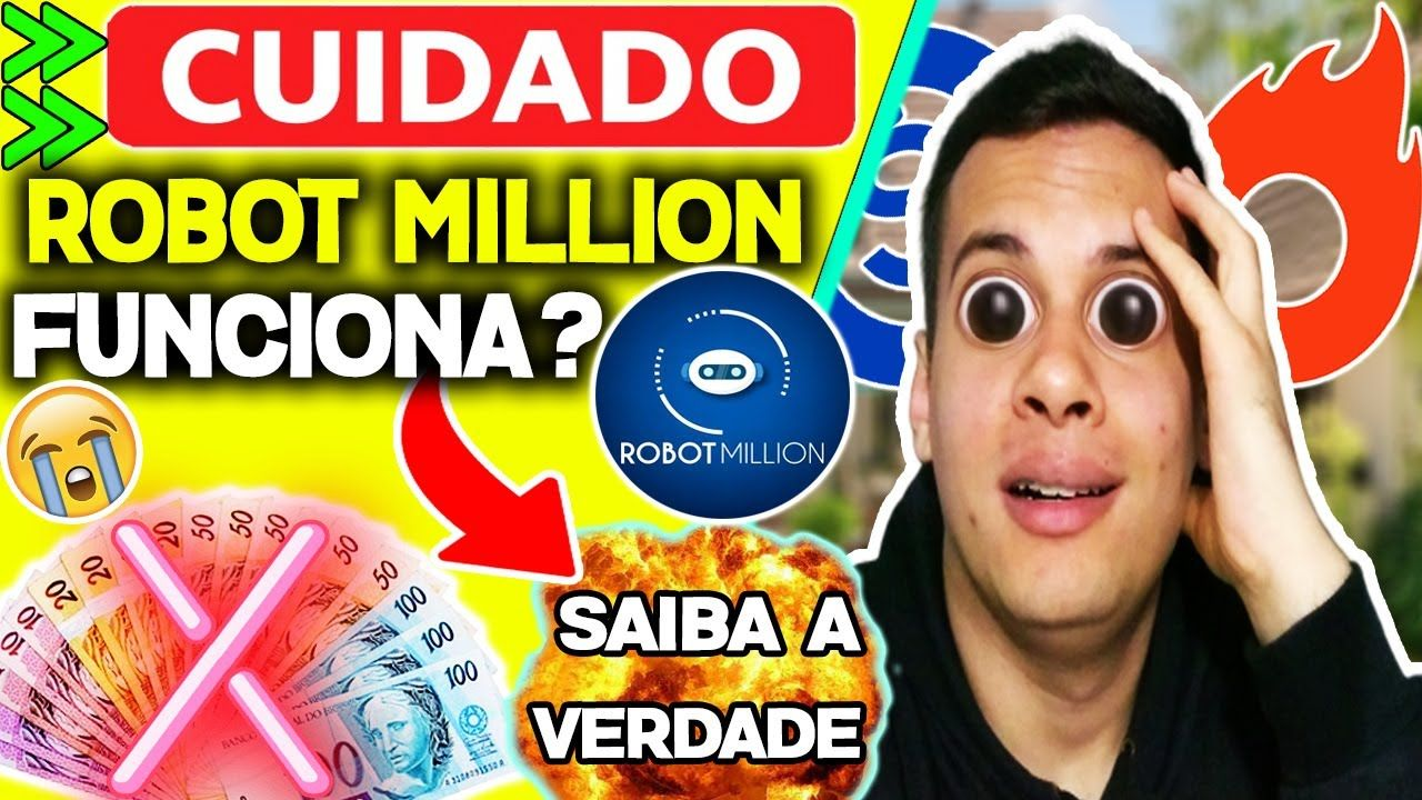 robot million 2.0 reclame aqui
