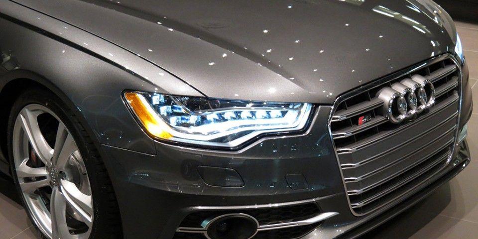 Audi Exclusive S6 Sedan In Daytona Grey Pearl Effect Audi Sports Cars Luxury Audi S6