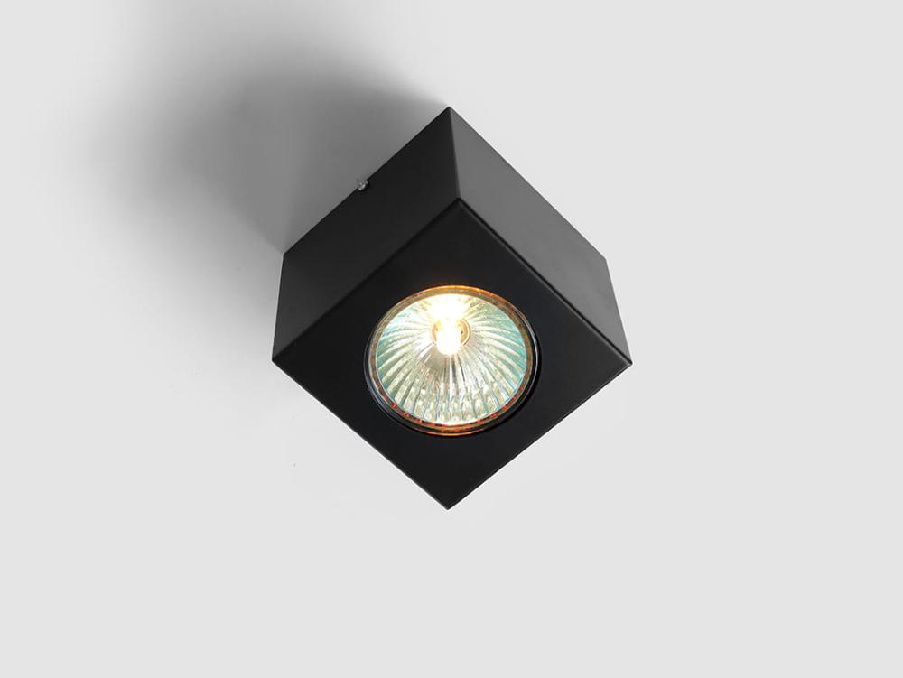Oprawa Sufitowa Flass 1 Czarna Customform Ceiling Lights Lamp Light