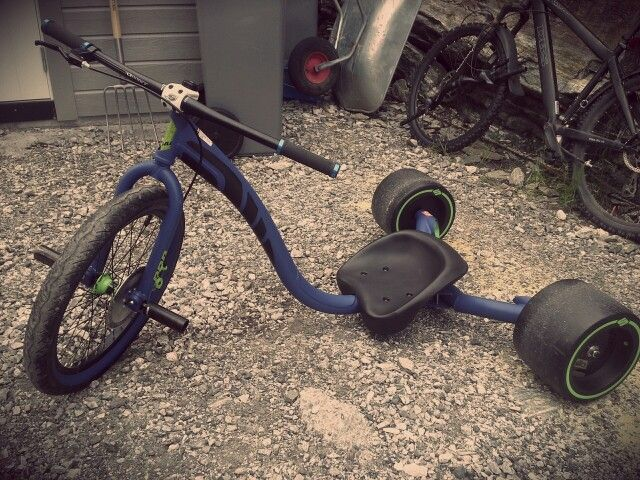 Hordvik Drift Trike Drift Trike Tricycle Hot Wheels