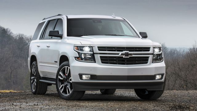 While The Upcoming 2018 Chevrolet Tahoe Rst Might Look Like A