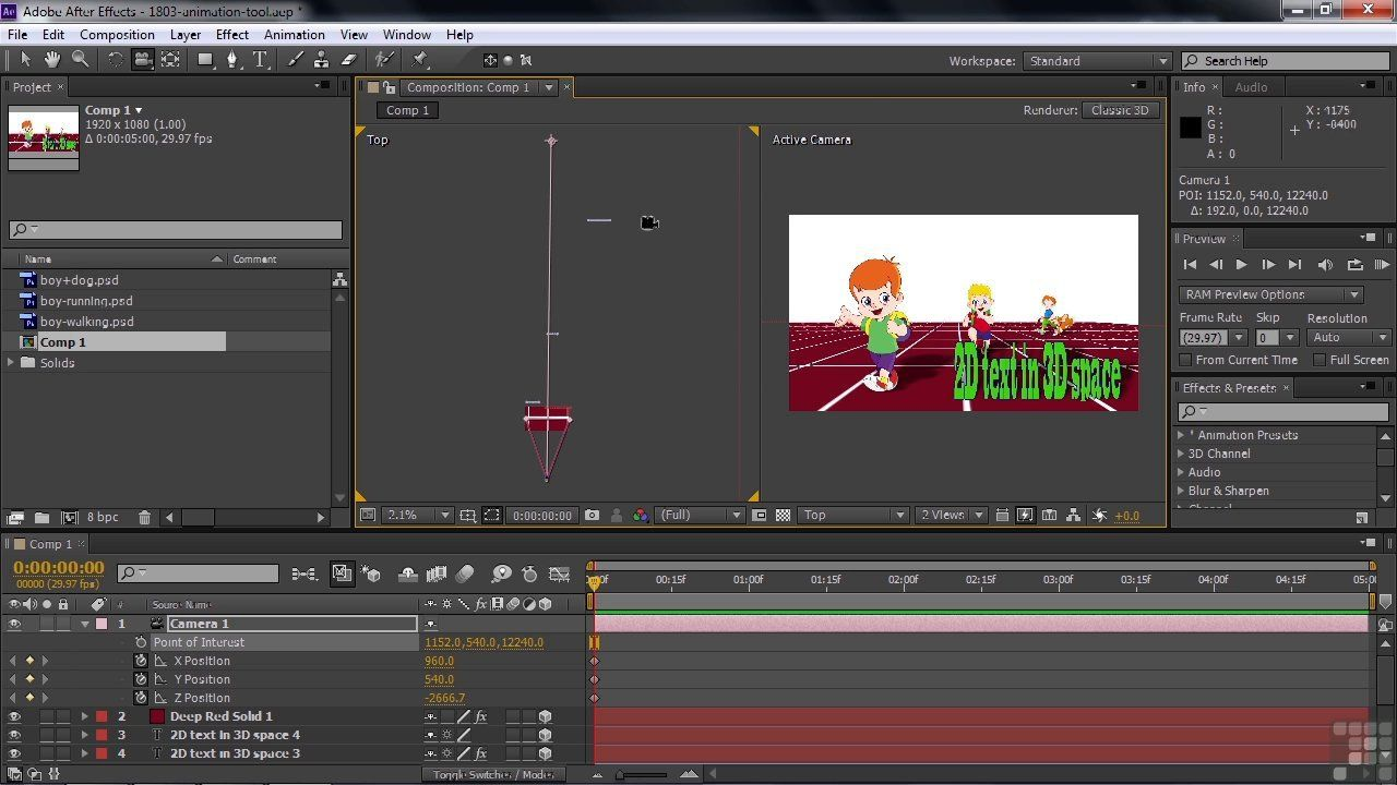 Adobe after effects cs6 tutorial adobe motion graphics and graphics adobe after effects cs6 tutorial animating a camera using the unified camera tool on vimeo baditri Choice Image