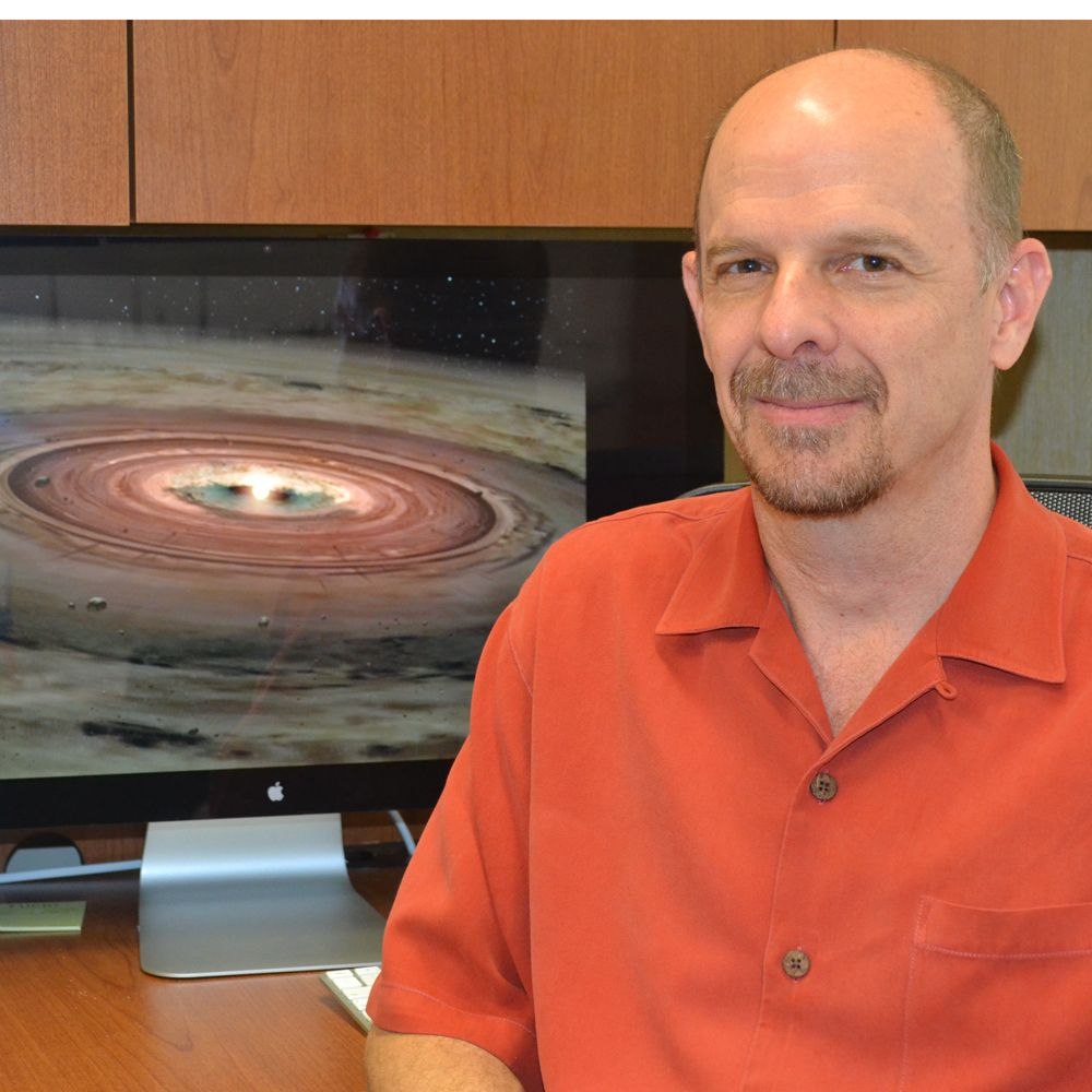 From Vomit Comet to CubeSat, Professor Looks for Origin of
