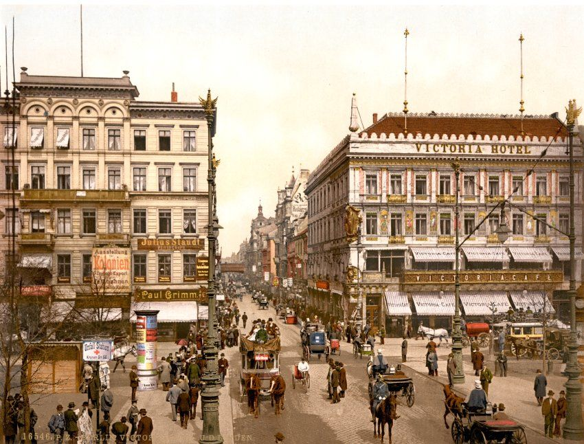 In the late 19th century, the sleepy capital of the Kingdom of Prussia became a booming European metropolis.