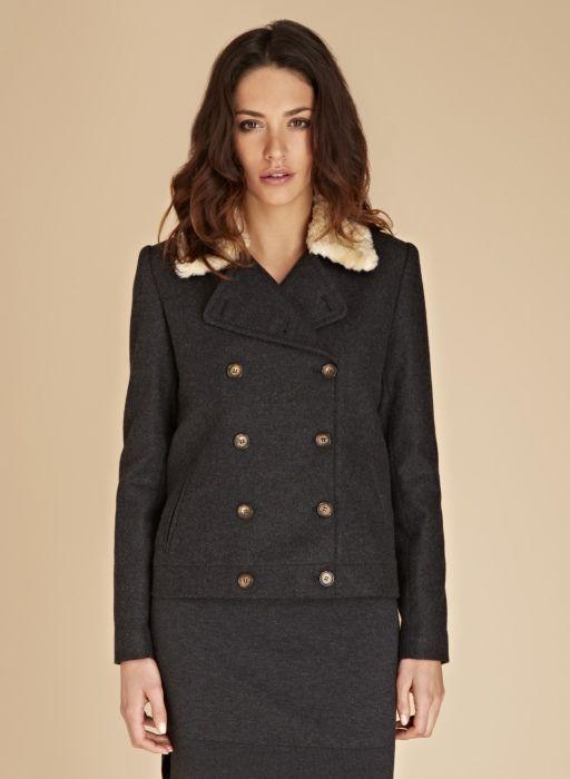 2e1e57e6d Lexham Cropped Jacket   Baukjen Womenswear   #BaukjenStyle ...