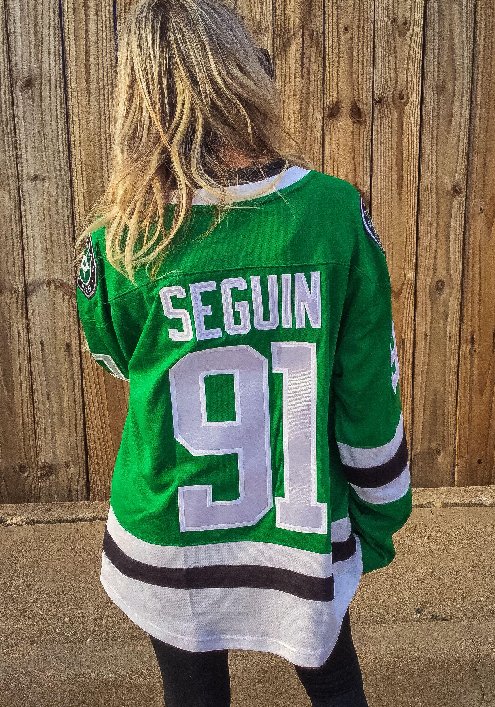 seguin hockey jersey