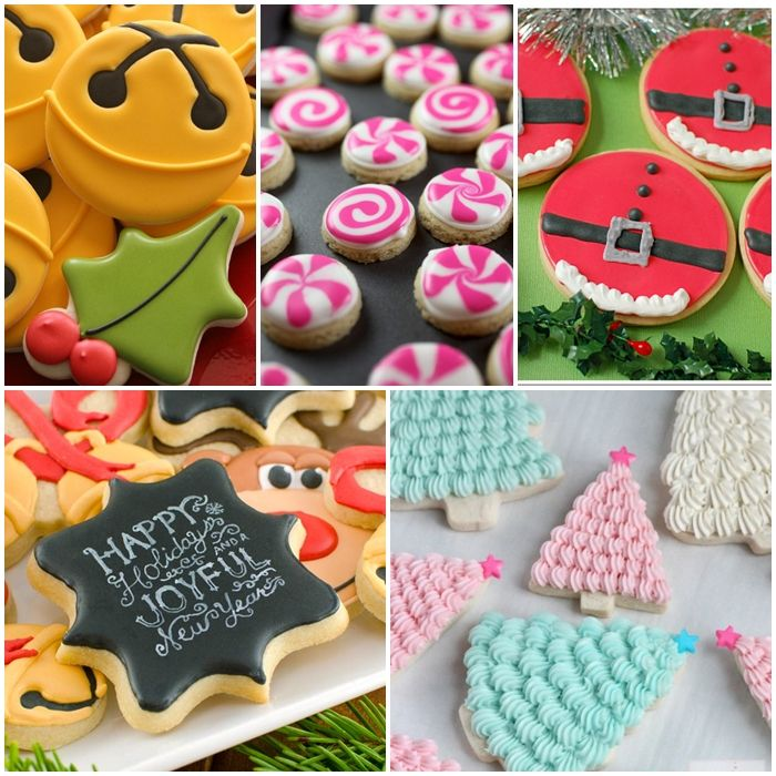 decorated christmas cookie ideas, PLUS christmas cookie decorating ...