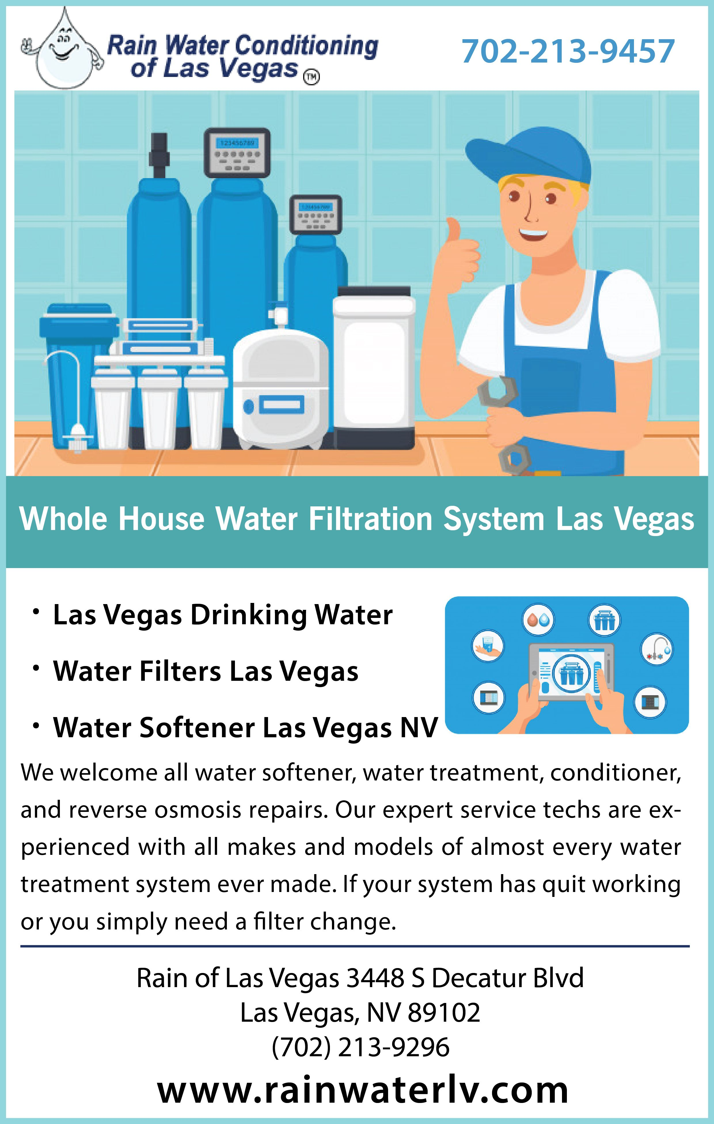 Are You In Need Of A Reverse Osmosis Membrane Filter For Your Ro Filtration System Rain Water Conditioning Of Las Vegas Offers The Best Quality Membrane Filter In 2020