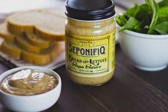 """WIN A JAR! Debut Sepo Sauce"""" It's a Marinade, a Dip, a Spread, a Salad Dressing—and Your New Pantry Staple Chef Sharla Baker set out to create a sauce that could please any palette and succeeded with a concoction of garlicky goodness she named Sepo Sauce. Move over, Ranch—there's a new jar in town.  ENTER TO WIN - http://tinyurl.com/n56jofz"""