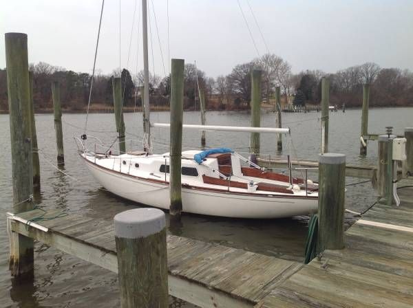 Alberg 30 refitted