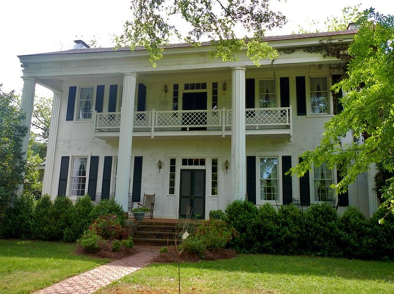Pin On Southern Antebellum Homes