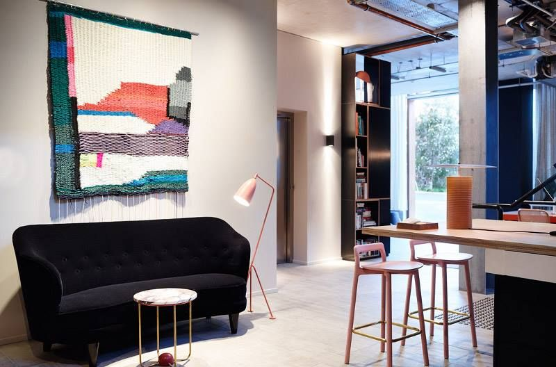 Alex hotel is perths newest boutique hotel with interiors full of