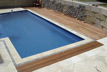 Lid mounted Hideaway | Pool design | Pool cover roller, Pool designs ...