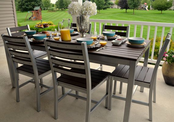 Outdoor Patio Dining Table Set Patio Dining Set Outdoor Dining