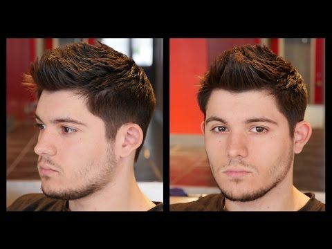 Men S Haircut Tutorial With Clippers Thesalonguy Youtube